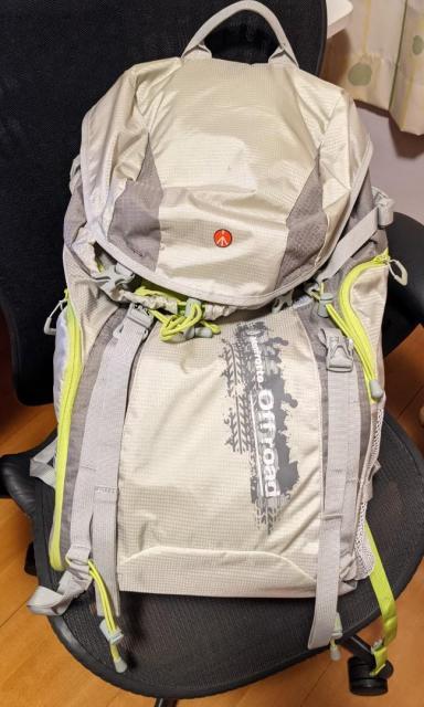 Manfrotto Off Road Hiking Backpack 戶外相機背囊 30L30L for DSLR karenlamhk(6/4 15:50) 二手 單車 車 運動