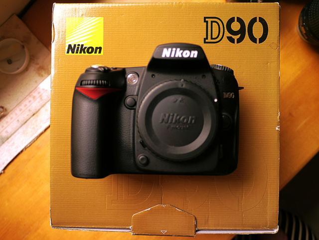 已售出。謝謝各位老友 !正常系列---NIKON數碼相機D90淨BODY oldpeter(9/3 17:51) 二手 電話 相機 遊戲機