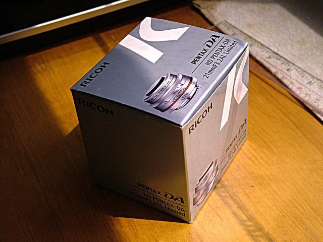 $2450正常系列PENTAX鏡頭21mmF3.2AL Limited oldpeter(9/12 15:13) 二手 電話 相機 遊戲機