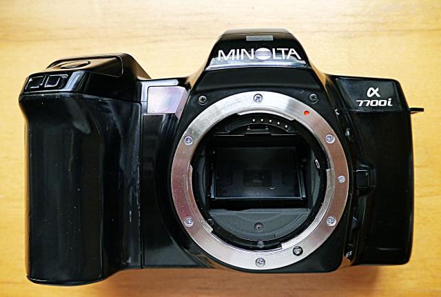 已售出。謝謝!Minolta a7700i oldpeter(5/13 17:50) 二手 電話 相機 遊戲機