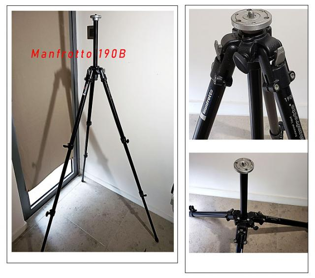 $800 Manfrotto 190B+352R+#497-4 oldpeter(7/7 15:42) 二手 電話 相機 遊戲機