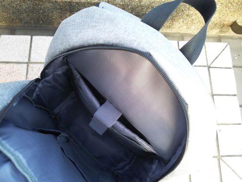 灰色背包 HK$25 backpack(1/27 15:17) 二手 美容 健康 服裝 免費