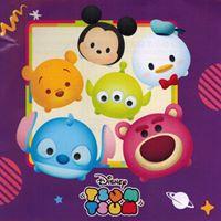 7-11 <Disney Tsum Tsum> 印花 x 60個 (已貼) susanyau(8/2 18:50) 二手 印花 門票 Coupon 送贈