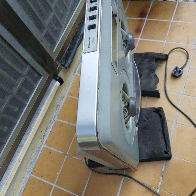 Panasonic 抽油煙機 $250 clai(5/23 12:51) 二手 電器 TV  冷熱洗雪燈爐 送贈