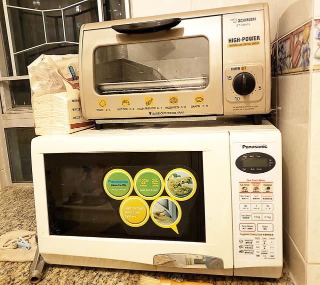 已經售出。謝謝各方老友!雪櫃洗衣機微波爐及多士爐 oldpeter(9/23 13:16) 二手 電器 TV  冷熱洗雪燈爐 送贈