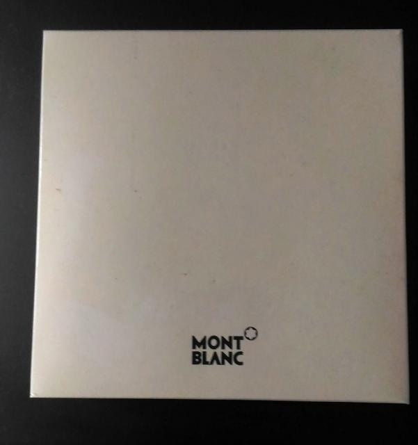 平售全新MONT BLANC萬寶龍原子筆 tom48(10/5 20:01) 二手 雜項 收藏品 免費
